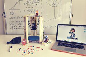 La impresora 3D 101Hero recauda más de 140.000 dólares a través del crowdfunding