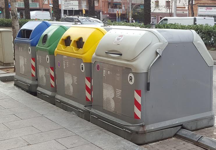 SENSdumpster aterriza en Barcelona para mejorar la eficiencia de la recogida de residuos urbanos