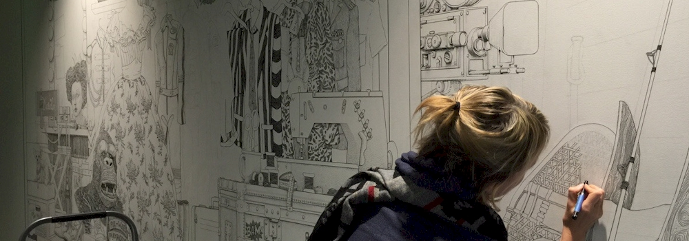 Mipizarra.es, una startup española que transforma las paredes en pizarras