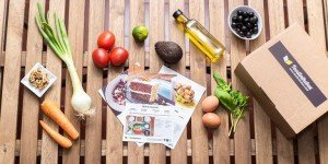 Nace Foodinthebox, cajas a domicilio con ingredientes para preparar recetas paso a paso