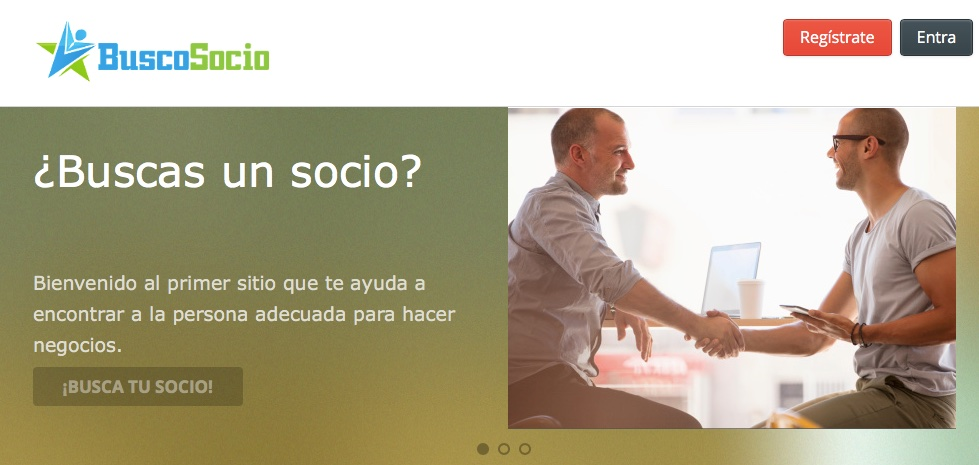 Encontrar socios es fácil con BuscoSocio.info, el punto de encuentro de los emprendedores