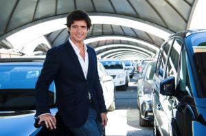 Entrevistamos a Mario Carranza, CEO de la plataforma para compartir coche Amovens