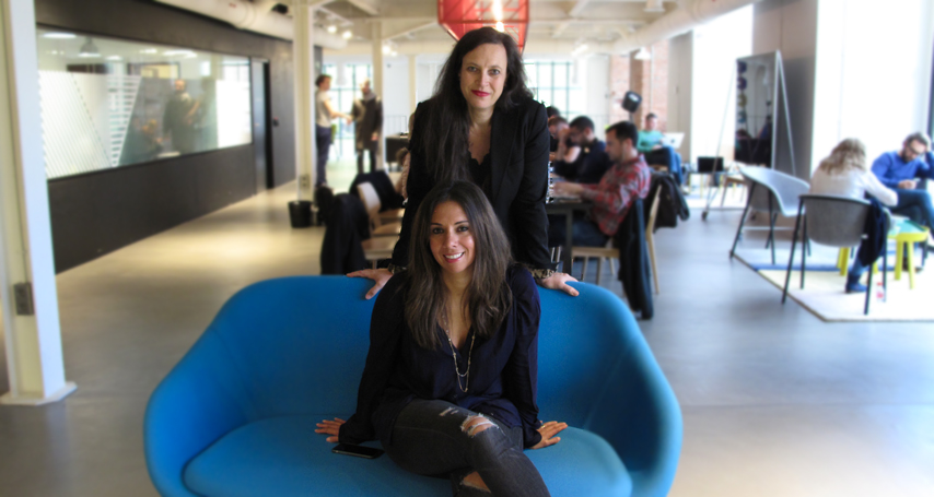 Clelia Morales y Laurence Fontinoy crean Woom, una app que ayuda a las mujeres a quedarse embarazadas