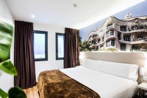 BESTPRICE GRACIA, un hotel para emprendedores inspirado en la obra de Gaudí