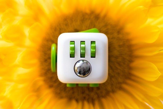 Fidget Cube, un cubo para liberar el estrés que ya ha recaudado más de 3,5 millones