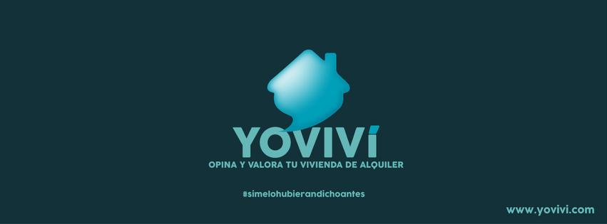 Teresa Castaño y Jorge Guillén crean YOVIVÍ, una plataforma para opinar sobre viviendas de alquiler