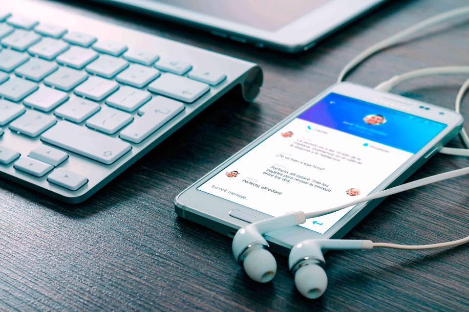 ¿Tienes una empresa? Descubre Nepcom, una app de mensajería instantánea que cifra los mensajes