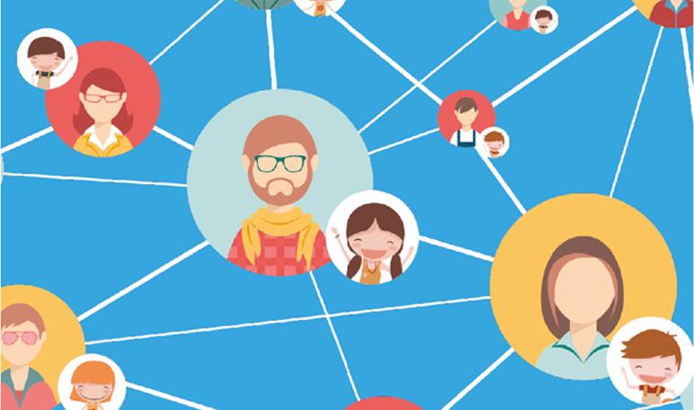 Emprendedores catalanes crean qids, una app de grupos de chat para padres y madres
