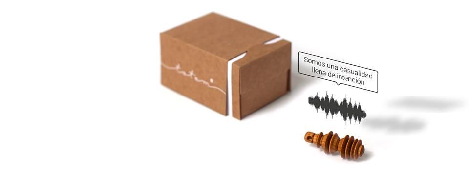 Tot-em, una empresa española que transforma las ondas de cualquier sonido en un objeto