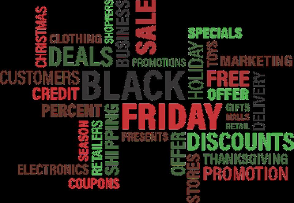 Cómo aprovechar el Black Friday para aumentar las ventas