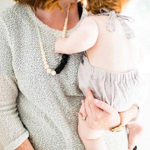 MamiChic lanza al mercado un collar de lactancia ultraligero y de diseño minimalista