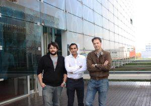 Entrevista a los emprendedores Guillermo Ruiz, Sunil Mahtani y Antonio Huerta, creadores de Beroomers