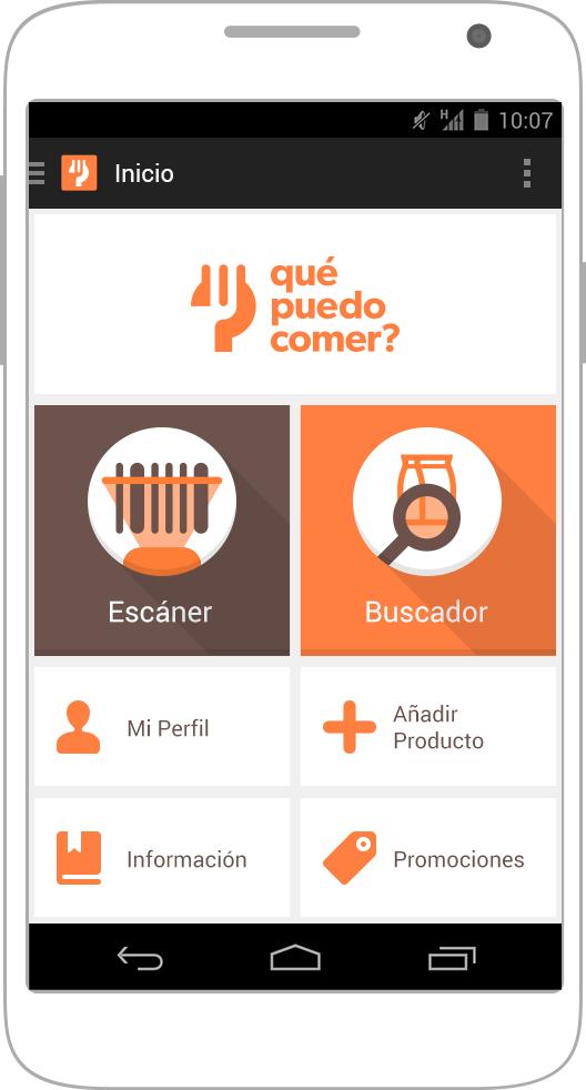 Qué Puedo Comer, una app para las personas con intolerancias alimentarias