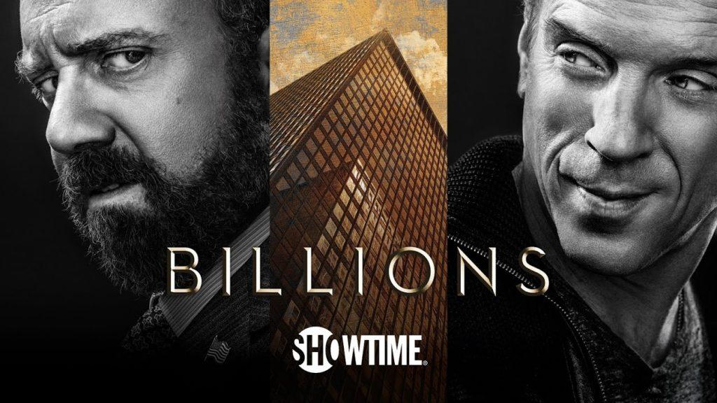 Llega Billions, una serie de televisión sobre la lucha de poder en Wall Street