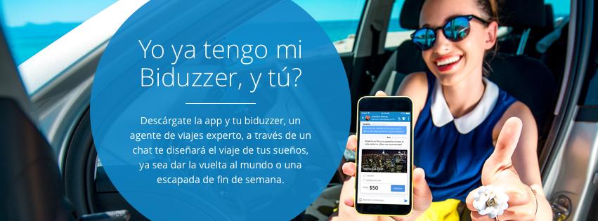 El emprendedor Pedro Márquez crea Biduzz, una app con agentes de viajes disponibles 24 horas