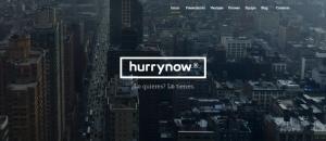 Hurrynow: compras on-line sin esperas, para todos