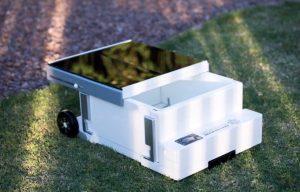 Anywhere Fridge, una nevera portátil que enfría con energía solar y que ya ha recaudado 28.300 $