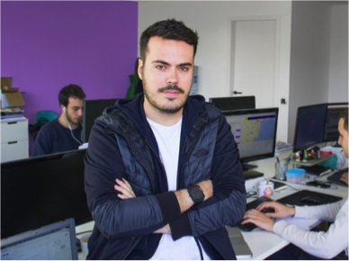 Entrevistamos al emprendedor Sergi Villaubí, fundador del comparador de apartamentos Apartum