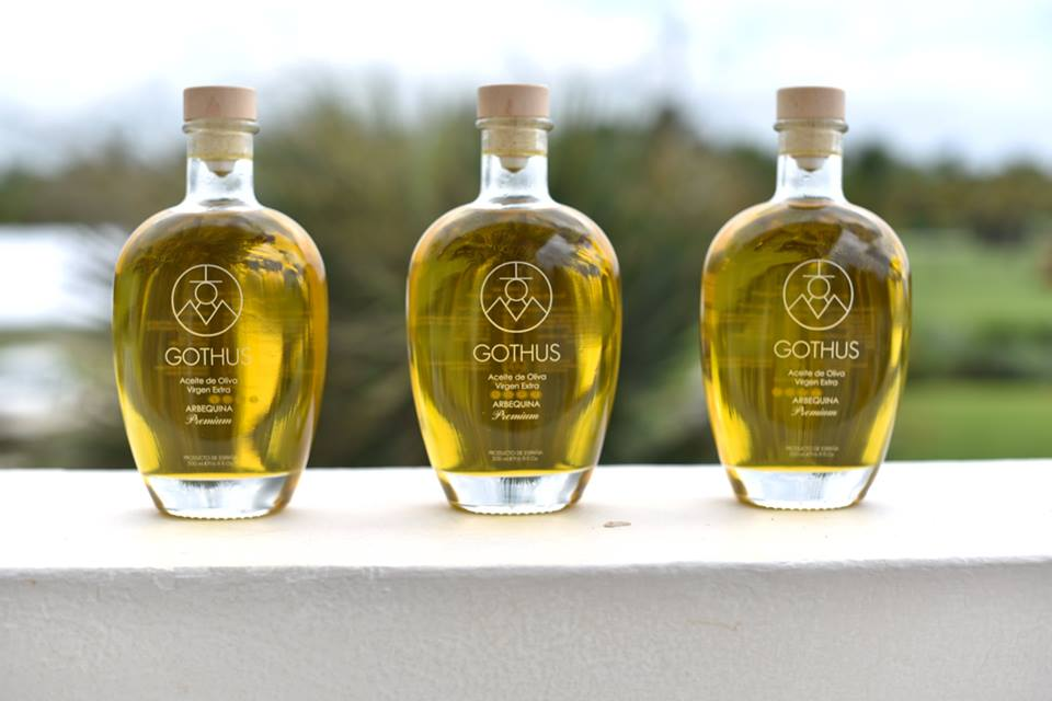 Gothus, un aceite de oliva premium creado por emprendedores españoles