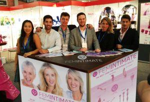 Entrevistamos al emprendedor Jean Pierre, presidente de Femintimate