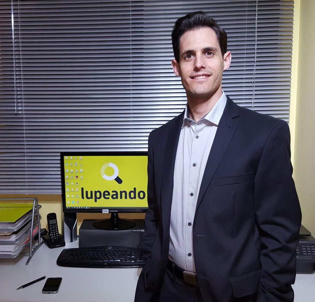 Entrevistamos al emprendedor Iván Pérez, fundador y director gerente de Lupeando