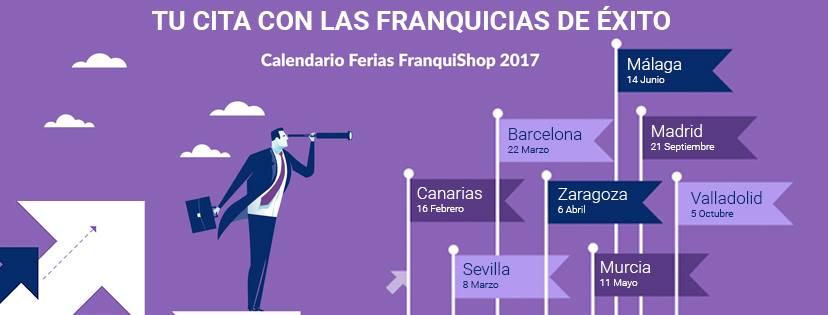 Llega Franquishop Barcelona, una feria para emprendedores, inversores y franquiciadores