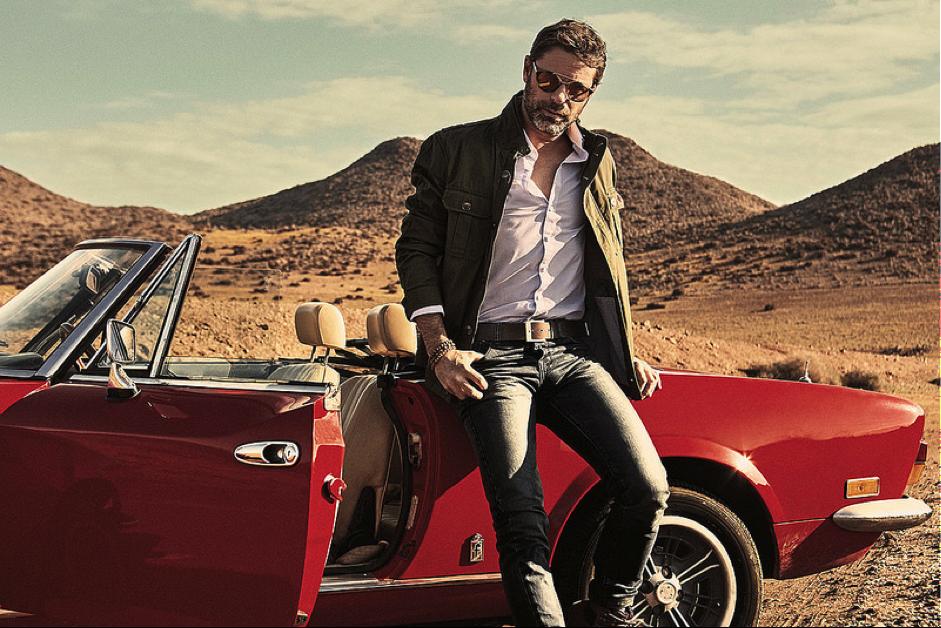 Llega Mr Musk, una marca de ropa masculina que ofrece looks completos