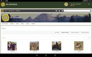 El emprendedor Luis Pérez crea Myhuntbook, una red social privada para aficionados a la caza