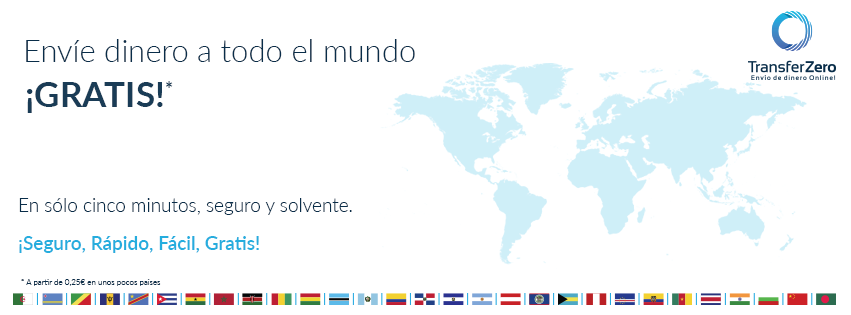 Nace TransferZero, la primera plataforma española para enviar dinero al extranjero sin esperas
