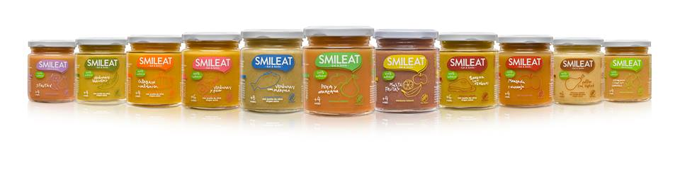 Smileat, una empresa de alimentación infantil 100 % ecológica que ha facturado más de 400.000 €