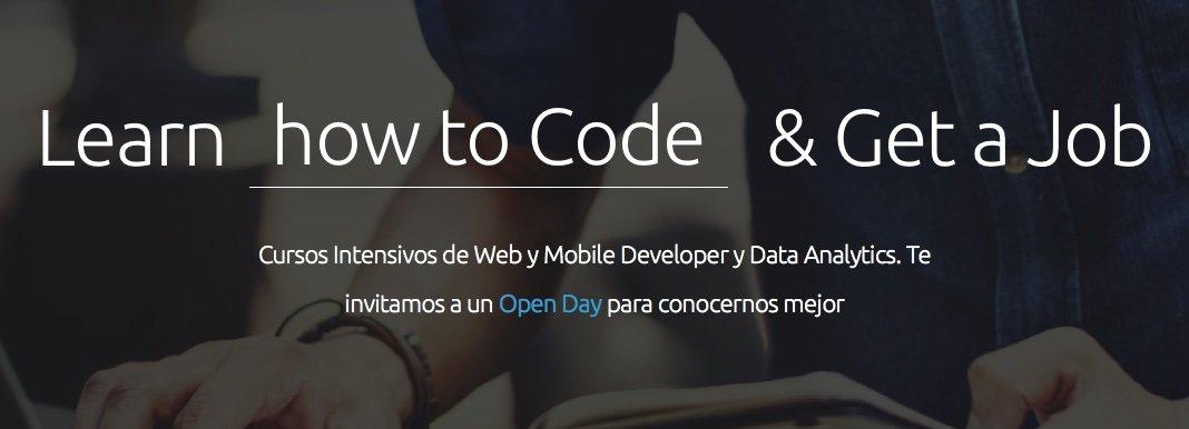 Ubiqum Code Academy ofrece una nueva forma de aprender