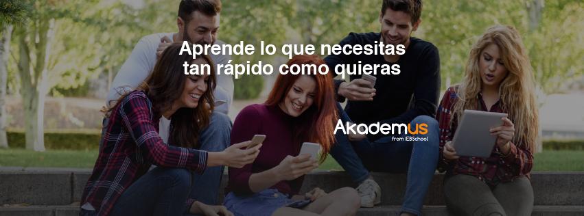 Akademus, una academia digital con más de 1.500 cursos on-line gratuitos