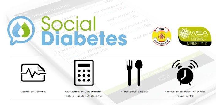 Crea una plataforma para controlar la diabetes desde el móvil como SocialDiabetes y consigue 1,6 millones