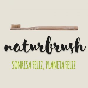 Naturbrush, un cepillo dental 100 % biodegradable fabricado con bambú ecológico