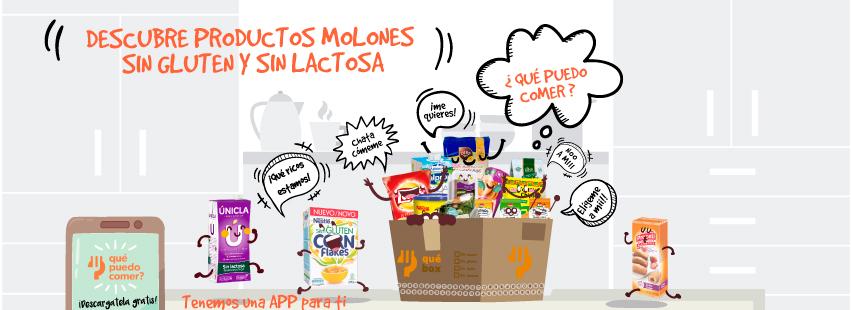 ¿Quieres crear un proyecto saludable? Inspírate en la caja de productos sin azúcar QuéBox