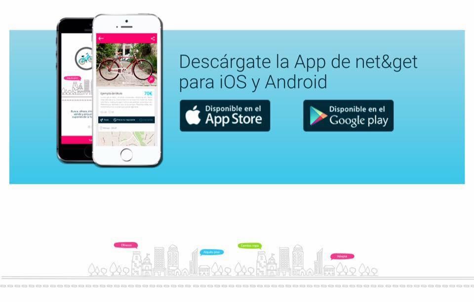 net&get, una nueva aplicación de cupones descuento