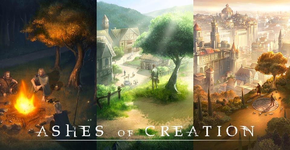 Ashes of Creation, un videojuego que ha recaudado más de 2,9 millones de dólares