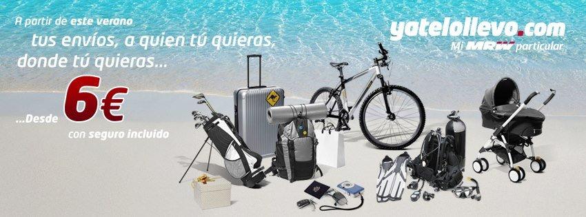 ¿Te vas de vacaciones? Viajar sin equipaje ya es una tendencia en alza