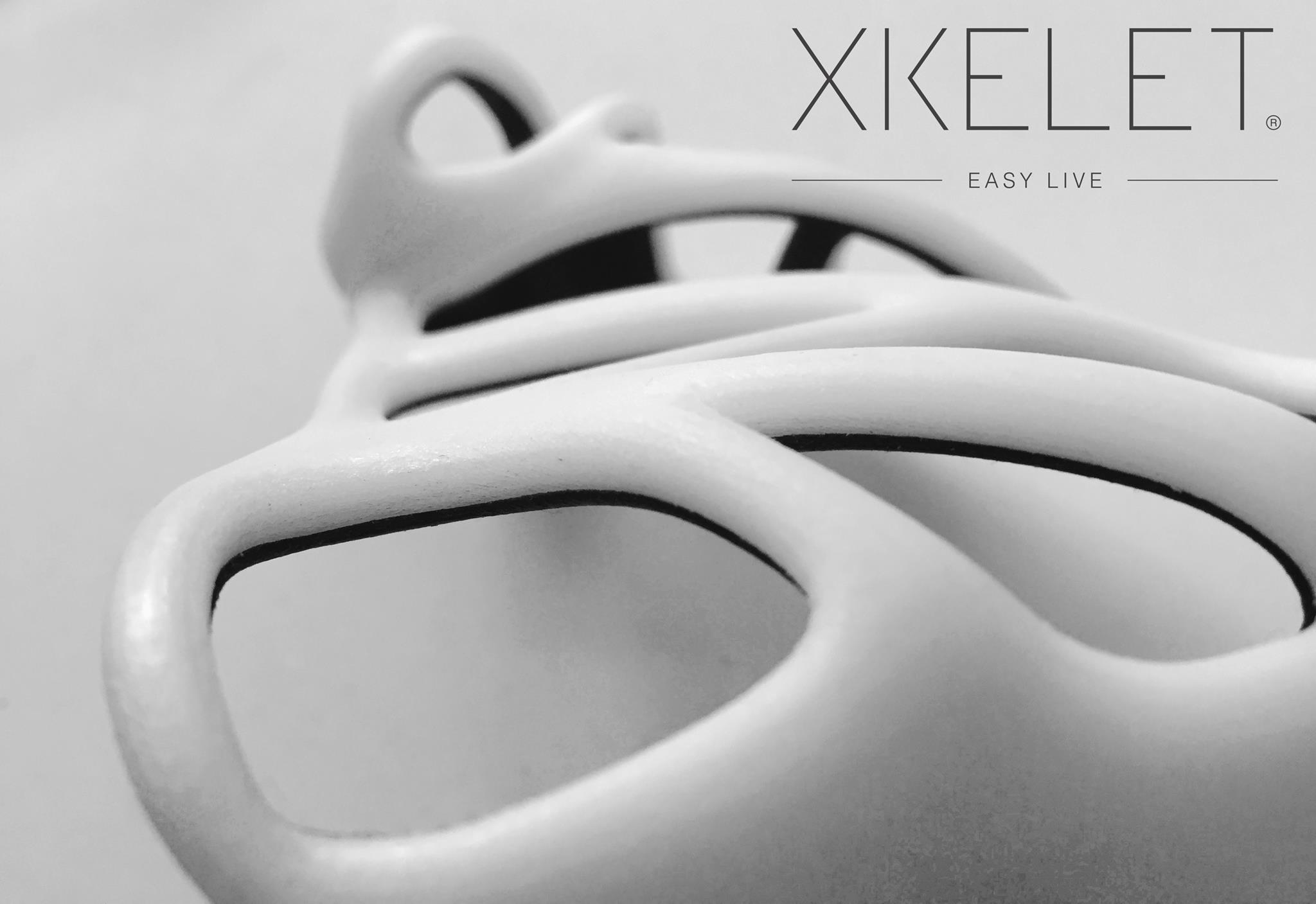 Xkelet, una férula en 3D para curar huesos rotos creada por emprendedores españoles