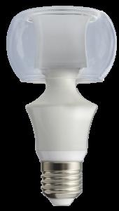 ACTUA VIDA E27, una bombilla solidaria sin obsolescencia programada que se puede reparar