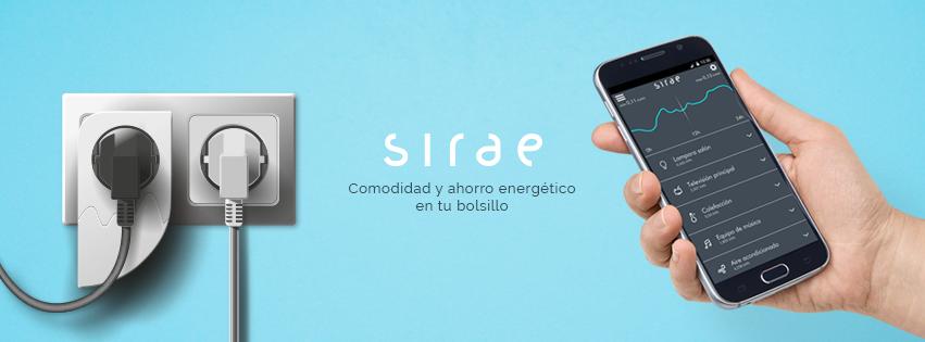 Sirae, un sistema para ahorrar en la factura de la luz creado por emprendedores malagueños