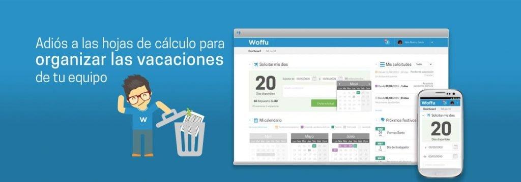 Woffu permite gestionar la presencia de los empleados y factura 190.000 euros en 6 meses