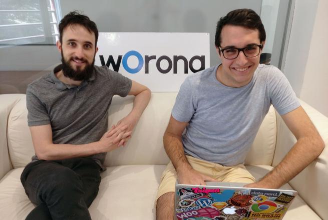 Worona, una startup que mejora el rendimiento de sitios WordPress y recauda 100.000 euros