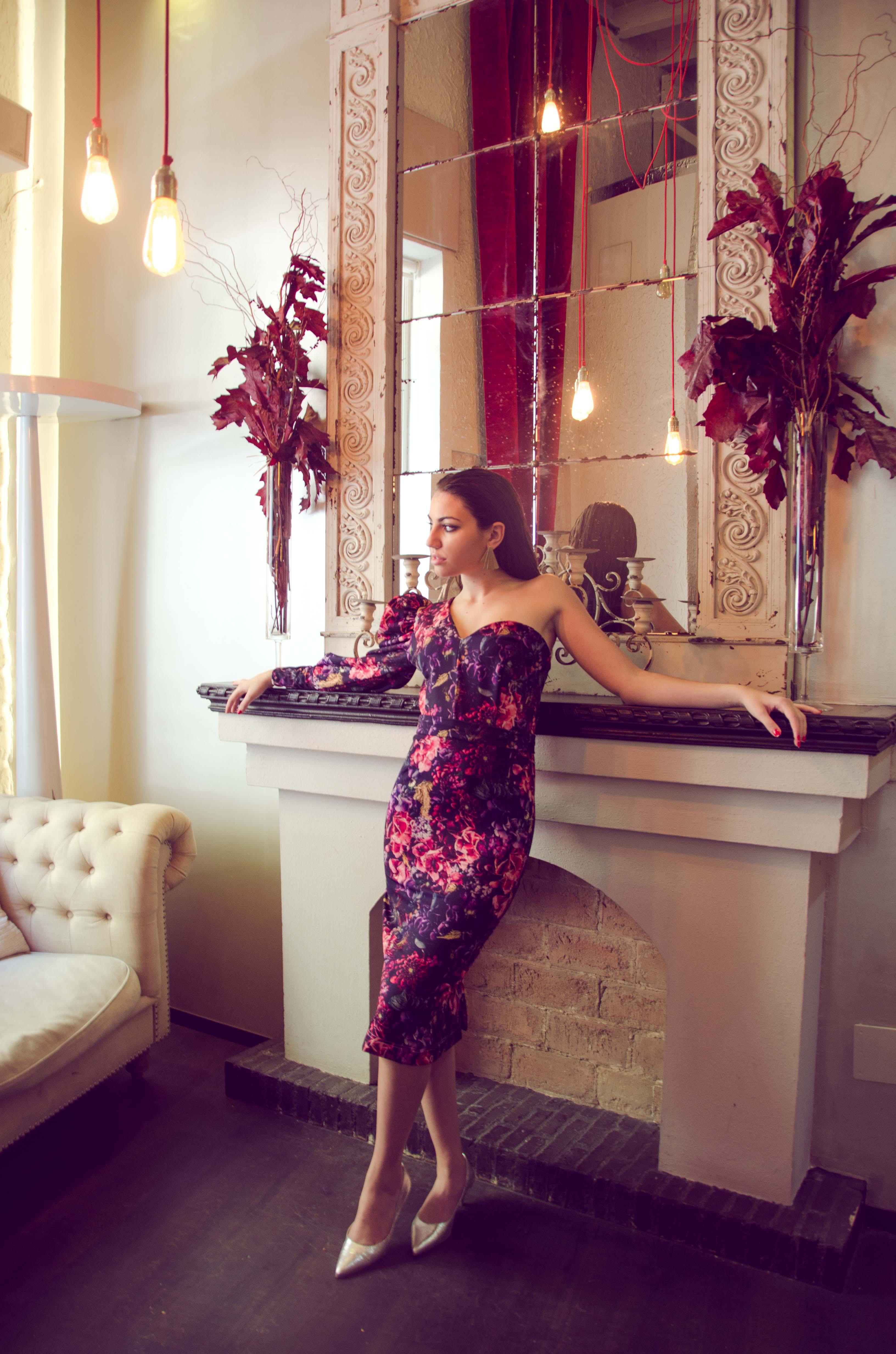 Top Queens presenta Incantesimi, una colección de otoño para mujeres atrevidas