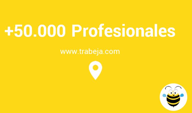 Nace Trabeja.com, el primer ecommerce de servicios de proximidad de España
