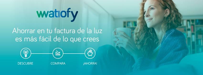 Arturo Cardenal crea Watiofy, un comparador para ahorrar en el recibo de la luz