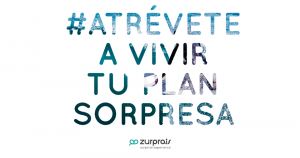 Dos emprendedores crean Zurprais, la primera plataforma para contratar planes sorpresa