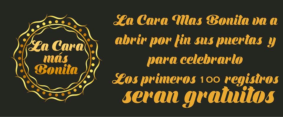 La Cara Más Bonita, el primer concurso de belleza on-line