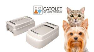 Catolet, una caja de arena automática para gatos que recaudó más de 66.500 dólares