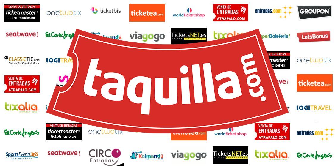 El comparador de entradas Taquilla.com cierra 2017 vendiendo 25 millones de euros en entradas